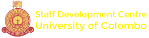 Staff Development Center | University of Colombo